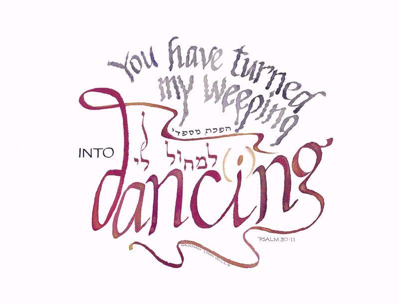 Dancing final